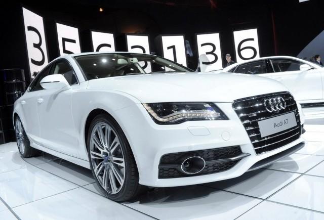 Audi introduce versiuni diesel pe piata americana