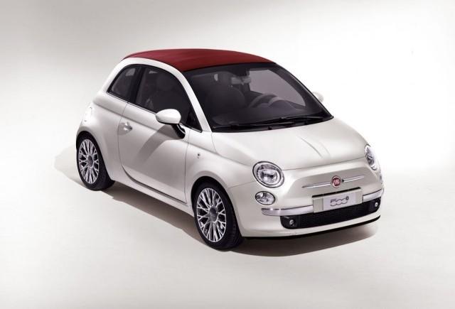 A fost produsă unitatea cu numărul 1.000.000 a modelului Fiat 500
