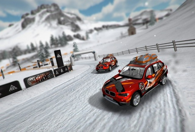 BMW xDrive Challenge 2012 – să înceapă jocurile!