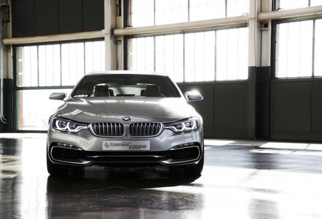 BMW Seria 4 Coupé Concept