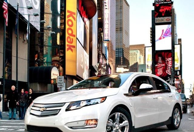 Proprietarii de autovehicule Chevrolet Volt din SUA au parcurs peste 100 de milioane de mile utilizând propulsia electrică