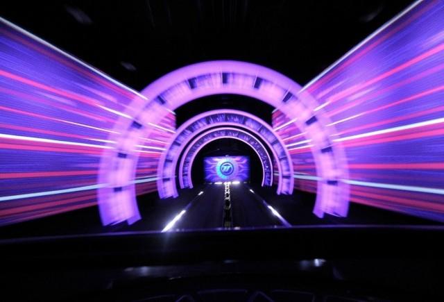 Deschiderea pistei de testare Chevrolet în Florida