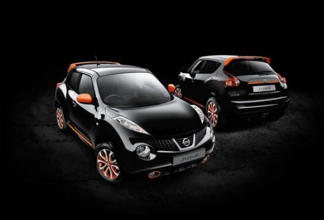 Nissan lanseaza pachete de personalizare pentru Juke