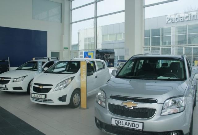 Chevrolet are un nou distribuitor