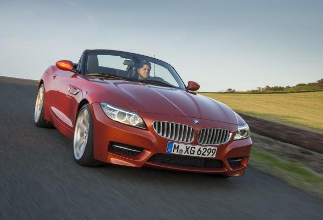 Imagini oficiale cu noul BMW Z4 Roadster
