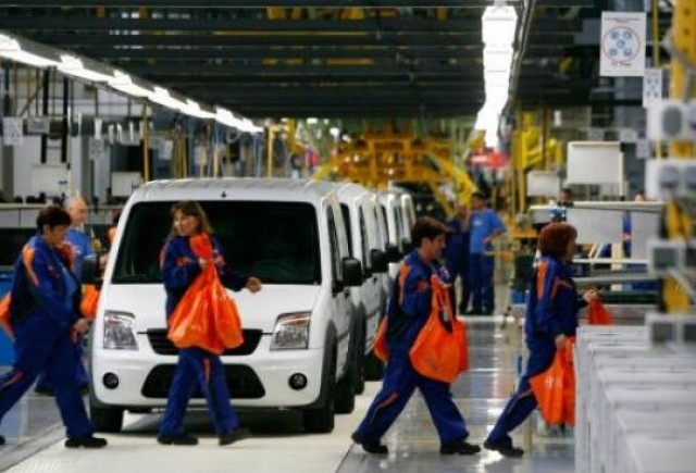 Industria auto romaneasca vine in 2013 cu peste 2000 de locuri de munca