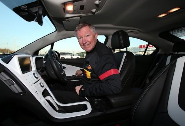 Moş Crăciun a venit mai devreme pentru Sir Alex Ferguson