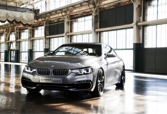 BMW la Salonul Auto de la Detroit 2013