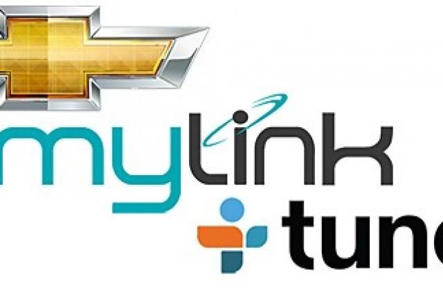 Consumer Electronics Show: Chevrolet prezinta TuneIn