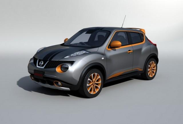 Nissan la Tokyo Auto Salon 2013