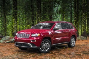 Jeep Grand Cherokee primeste un facelift major
