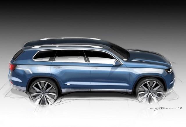 Volkswagen se gandeste la un nou SUV