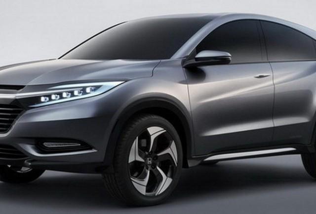Honda intra in batalia SUV-urilor subcompacte