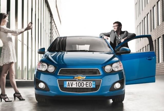 Cel de-al patrulea an consecutiv de crestere a cotei de piata în Europa pentru Chevrolet