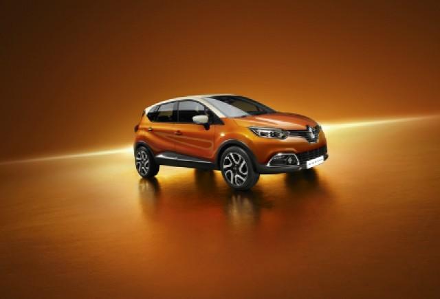Captur este primul crossover urban creat de Renault