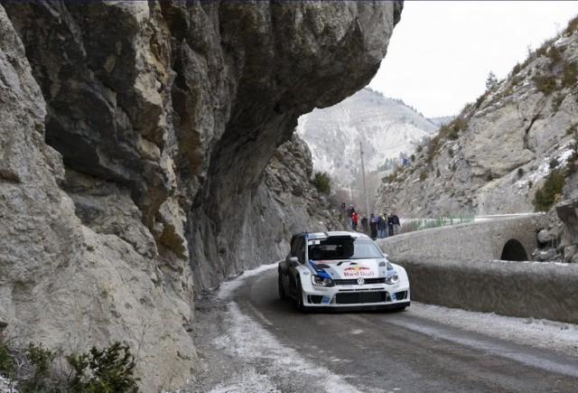 Noul Polo R WRC urca pe podium