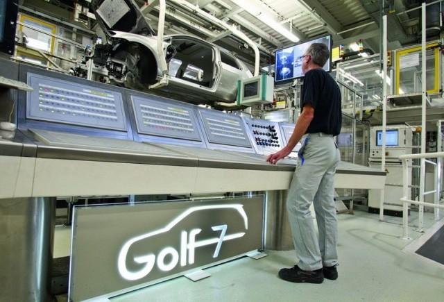 La VW se fac ore suplimentare din cauza comenzilor