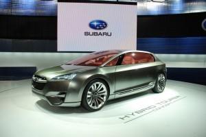 ZVON: Apare primul Subaru hibrid