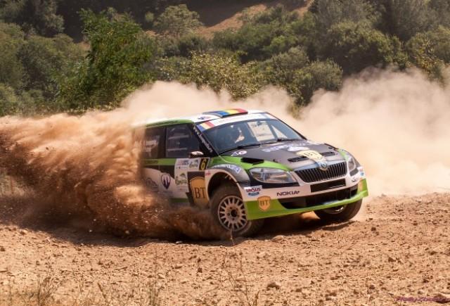 Napoca Rally Academy reprezinta Romania in Campionatul European de Raliuri