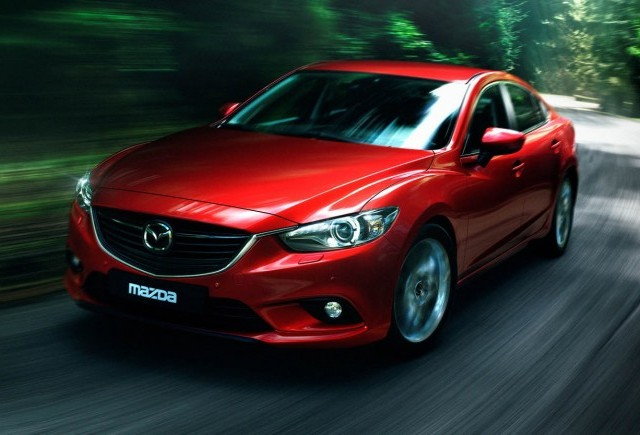 Noua Mazda6 a ajuns în showroom-uri