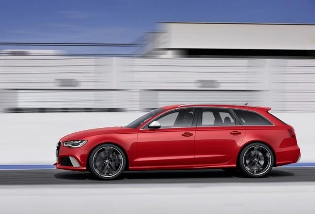 Audi RS6 Avant Plus = 600 CP