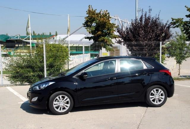 Noua generatie Hyundai i30 adauga un nou premiu in galeria sa