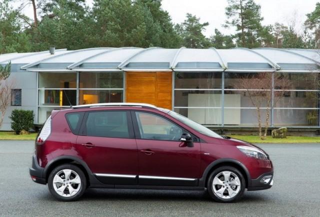 Geneva preview: Renault Scenic XMOD
