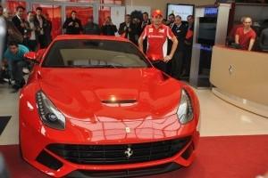 Ferrari F12 Berlinetta prezentat oficial si in Romania