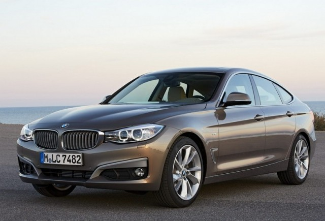 Noul BMW Seria 3 Gran Turismo prezentat pe larg