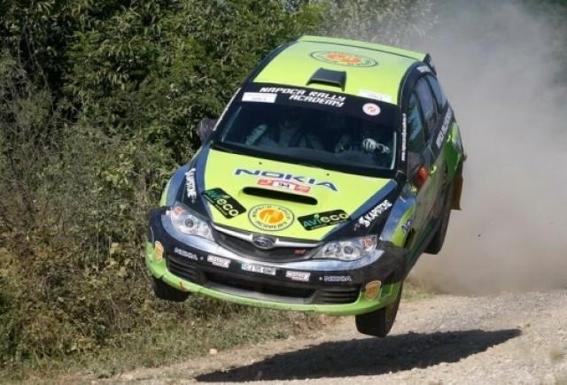 Napoca Rally Academy si cursul pentru Defensive Driving