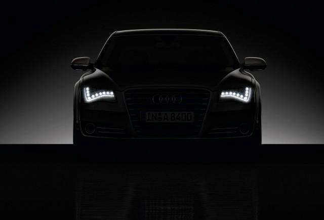 Audi este marca numarul 1 in ceea ce priveste tehnologia luminilor