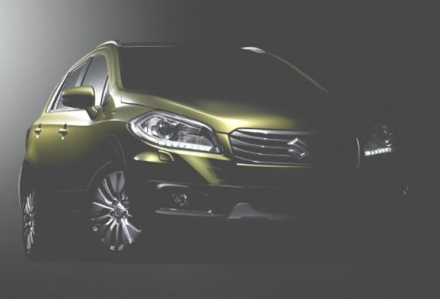Suzuki isi va lansa noul crossover la Salonul Auto de la Geneva 2013