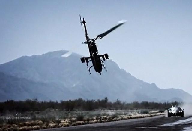 Un elicopter s-a prabusit in timpul filmarilor Top Gear Coreea de Sud