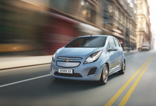 Autovehiculul electric Spark: vedeta marcii Chevrolet la Salonul Auto de la Geneva