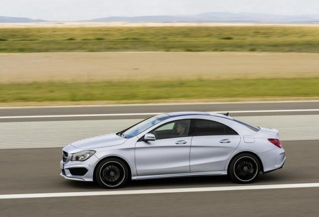 Mercedes-Benz CLA, de la 24.200 € fara TVA