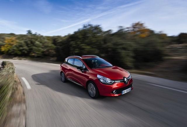 Noul Renault Clio Estate se prezinta