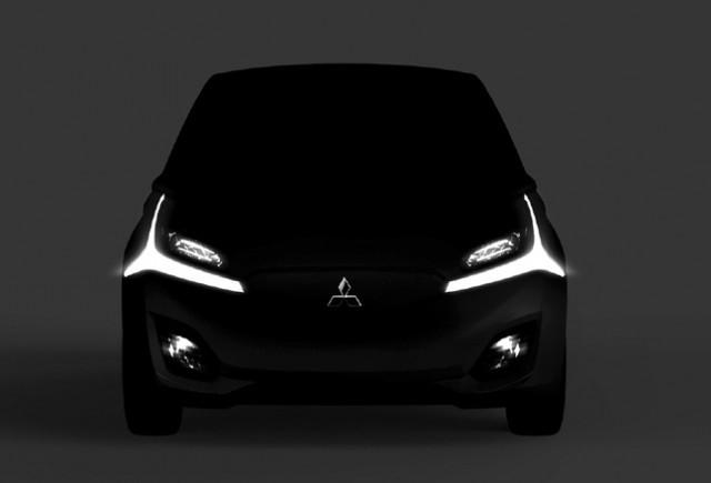 Mitsubishi prezintă la Geneva două noi concepte: GR-HEV și CA-MiEV