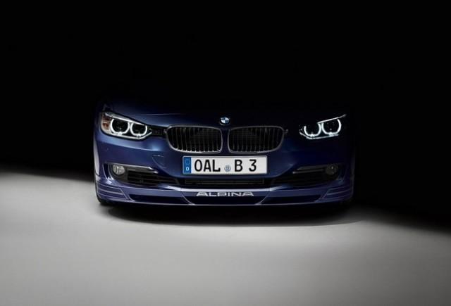 BMW Aplina B3 Bi-Turbo merge la Geneva