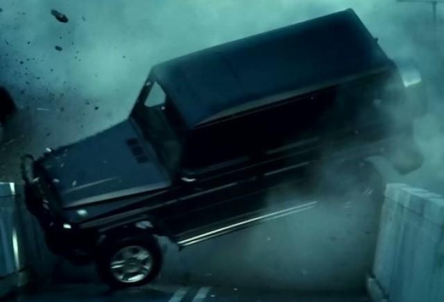 VIDEO: Noul Greu de Ucis a distrus 132 masini