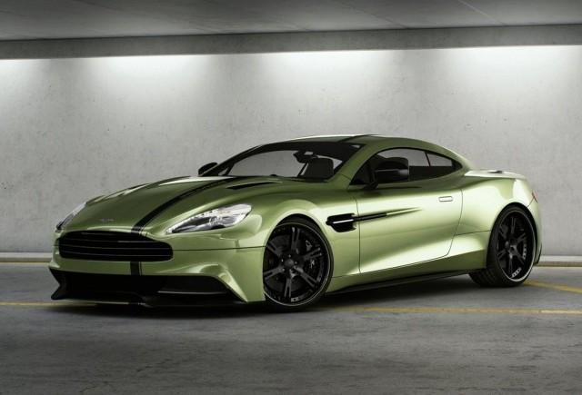 TUNING: Wheelsandmore modifica Aston Martin Vanquish