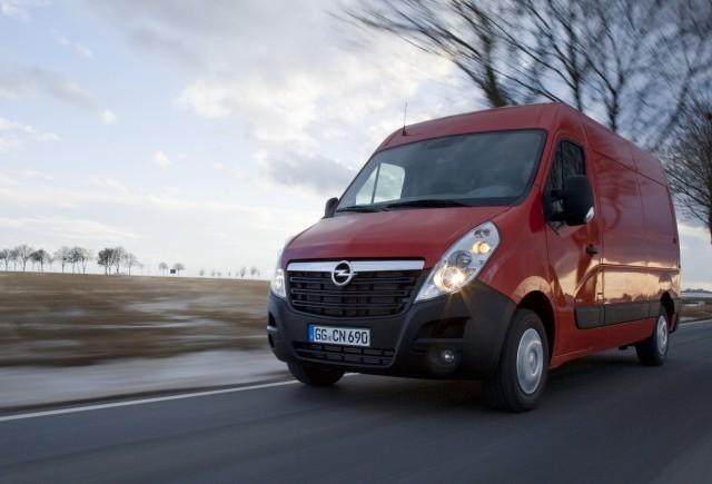 Imbunatatiri pentru Opel Movano