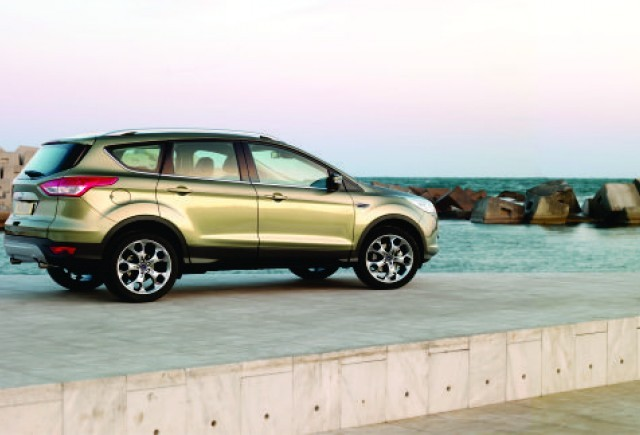 Testeaza noul Ford Kuga la Open Doors Weekend Kuga !