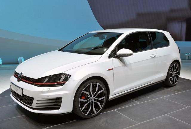 Geneva 2013: Volkswagen Golf GTI