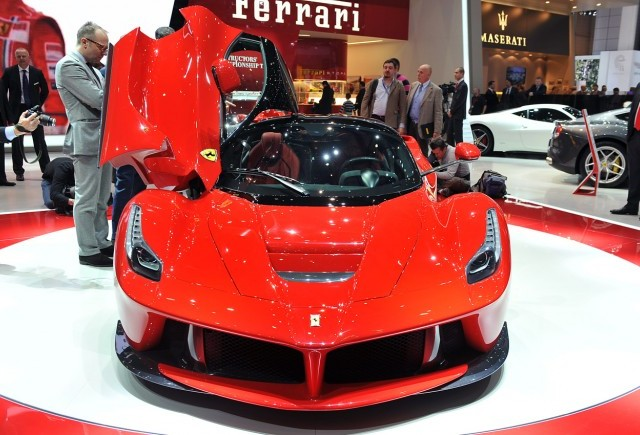 Geneva 2013: Ferrari LaFerrari, succesorul lui Enzo