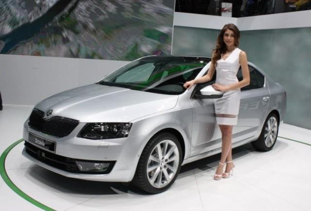 Noua Skoda Octavia obtine cinci stele Euro NCAP