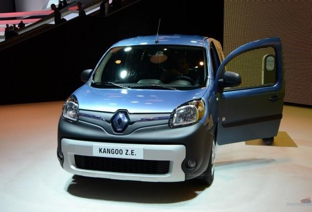 Geneva 2013: Renault Kangoo Z.E.