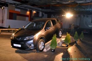 Toyota Romania a lansat noul RAV4
