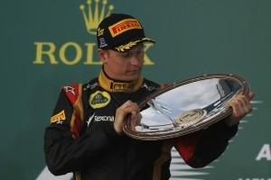 Raikkonen castiga Marele Premiu de Formula 1 al Australiei