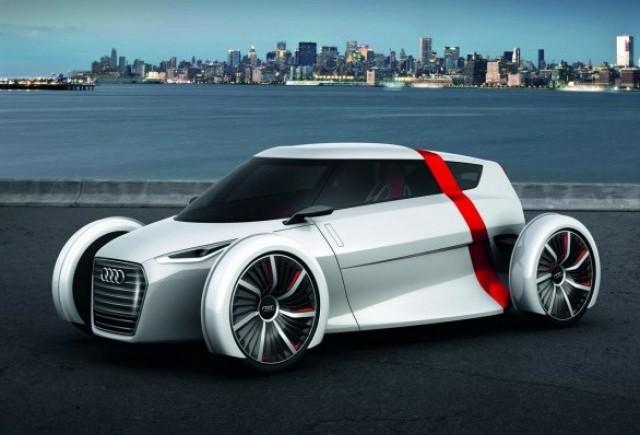 Raportul anual Audi 2012