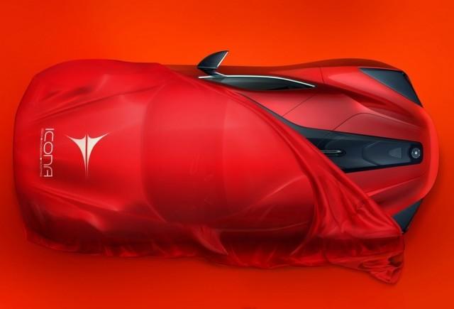 Vulcano - Un nou supercar italian